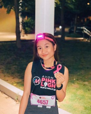 — 𝗔𝘃𝗼𝗻 𝗣𝗶𝗻𝗸 𝗟𝗶𝗴𝗵𝘁 𝗥𝘂𝗻 & 𝗪𝗮𝗹𝗸 𝟮𝟬𝟭𝟵 💓 Race to Raise Breast Cancer Awareness #PinkLight #AvonXColorManila