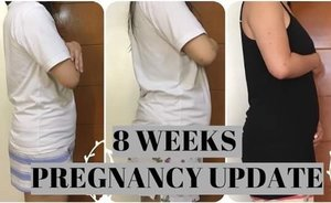 New video! Posted my 8 Weeks Pregnancy Update. Took this a few months back and now I can finally share it. Wee! 🤰🏻 Products I mentioned that I purchased and used are from @humanheartnature and @mustelaphilippines . Watch the video at youtube.com/yellowyum. 💕 #mommyblogger #momblogger #yellowmum #mommybloggerph #mombloggerph #yellowyum #msyellowyum #lifestyle #lifestyleblogger #blogger #manilablogger #lifestylebloggerph #youtube #youtuber #youtuberph #clozette #vlogger #vloggerph #pinayvlogger #bloggerph #pregnancy #pregnancyupdate #pregnantblogger #pregnantvlogger #motherhood