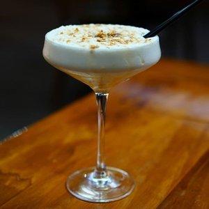 Cocktail dessert of Honeycomb Hazelnut Delight, laced with liquor at Matilda Bay Brewhouse at Hunter Valley Resort.  #clozette #foodspotting #iweeklyfood #fooddaddict #foodgasm #foodpic #sginsta #sgeats #foodshare #nomnom #igersgs #foodporn #yummy #foodsg #burpple #sgfood #sgfoodbloggers #sgfoodies #igsgfoodies #ilovesydney #newsouthwales  #huntervalleyresort