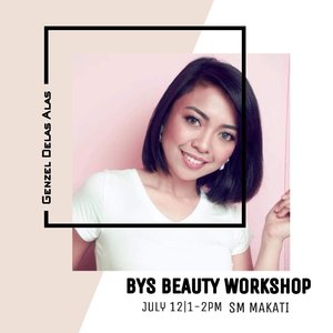 I miss doing makeup workshop 🥰  Join me for a fun-filled day where I'll share makeup tips and tricks especially on how to achieve that Perfect Pout with BYS Luxe Lips!  The workshop is open to everyone but we have a giveaway and there will be 15 lucky winners + your plus ones! Exciting right?  To join: 1. Follow me and @byscosmetics_ph here on Instagram and Facebook 2. Like this photo, comment below why you want to join and tag your friend that you'll bring with you on the workshop! 3. Bonus points for those who will repost this poster on your feed and IG stories! Use the hashtag #GenzelxBYS #BYSLuxeLips ❤️ _ Prize: 1. 1 Full size Luxe Lips for each of the 15 VIP winner + a personal gift from me! ❤️ 2. Surprise gift for your plus ones! (grabe to!) ** Prizes are valid and available for claiming on the day of the workshop only. **I will tag the 15 winners on this post on July 9, 2019.  There you go! Excited to see you! 🤗❤️ _ #ReignWithPride #BYSLuxeLipsTrials #BYScosmeticsPH #SheSingsBeauty #clozette
