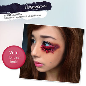 Vote for Halfdaydreamer!