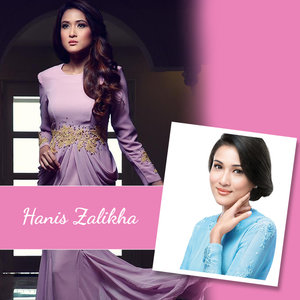 Hanis Zalikha: Her career started when she won 2nd runner up on an online reality TV show Malaysian Dreamgirl. She has since been in several TV shows & film productions.