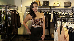 How To Better Accentuate Your Beautiful Pear Body Shape | Clozette TV