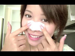 Make Your Own Pore Strip!