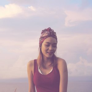 There was a time when we were young and wild. It was also then we thought we were old enough to handle any situations that life threw at us. It was a time when we were young and wild.#throwback #skies #beautiful #instagram #travel #photography #portrait #clozette #style #casual #headwear #scene #bali #indonesia