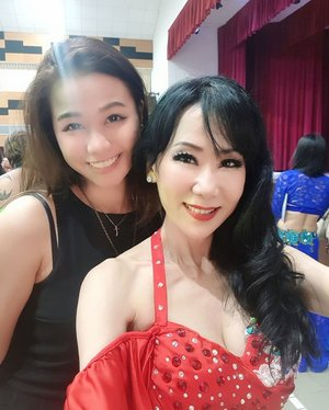 Thank you for inviting me to tour recital @suminisakri! I can't seem to get the highlights up in my IGTV but hopefully I will soon, so you guys just gotta wait a while longer! ;) #bellaraqs2019