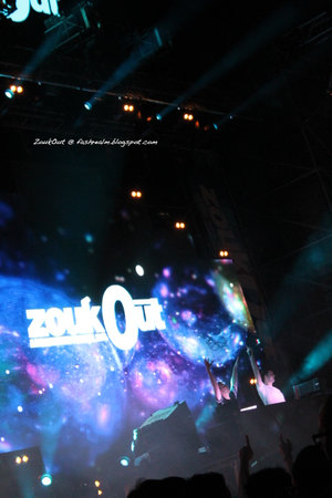 ZOUKOUT 2014 Party from Dusk to Dawn!