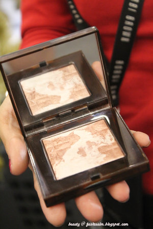Bobbi Brown Scotch on the Rocks Holiday Collection 2014 Highlight Powder!