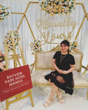 I think I wanna get married again after attending the bridal exhibit at @bayviewparkhotelmanila last Friday. 👰 #OfficiallyYours .. . . . . . . #ootd #fashion #style #instastyle #like #instagood #fashionblogger #follow #outfit #photography #instafashion #photooftheday #fashionista #outfitoftheday #dress #picoftheday #wedding #beautiful #instadaily #bride #girlboss #Clozette #chic #bridal