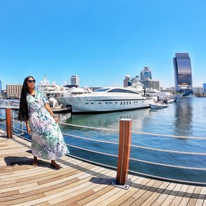 This week Dubai is really hitting it hard! Way too hot already to walk outside! Guess it is officially Summer! 👗 Where do you get ur pretty dresses?? Tag their insta in the comments so I can visit their profile and check their dresses too! 👗Wearing @dropshipclothing dress #dropshipclothing . . 📌You can watch all my Videos - Travel Vlogs on my youtube channel Link on my Bio click here 👉🏽 @tauyanm or search > jane fashion travels < on youtube . . 📍Al Seef Dubai, UAE 📸 Took the photo myself using @gopro 📌Also, New Blog and Video is up guys! Click the Link on my Bio here: @tauyanm 📌Don't forget to watch my instagram Highlights too! 😉 . . 💞will return all the LIKEs/COMMENTs/FOLLOWs💞 #girlsvsglobe #thetravelwomen #girlsjustwannatravel #dubaiphoto #girlsborntotravel #ladiesgoneglobal #sheisnotlost #shetravels #travelgirldiary #femmetravel #darlingescapes #wearetravelgirls #girlslovetravel #goprohero6 #girlsthatwander #goprogirls #passionpassport #dubaiinstagram #discoverunder10k #janefashiontravels #wearetravelgirls #girlswhotravel #womentravel #girlswhowander #dubaibloggers #whenwithfilipinos #igersdubai travelcommunity #clozette