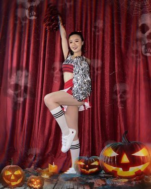 How I feel on first day of OCTOBER 🎃👻🎊 #Halloween