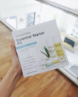 ✨ SKINCARE GIVEAWAY! ✨  we're in the middle of a blazing summer, so i want you guys to give extra care to your skin! I'm giving away an essential starter kit from Derm.ing Solutions so that you can have glowing skin while you take your summer selfies🤳🏻 the essential starter kit contains the following products: daily facial foam cleanser, facial bio treatment essence, sunblock with cell renewal, purifying complex, and moisturising facial cream  here's how you can join: 1. follow me @thatgirltrixie on instagram 2. like this post and tag a skincare addict friend in the comments (no bots and fake accounts pls) 3. engage with me on my posts so that i remember you!  contest ends on June 25, and the winner will be announced through the comments on this post. giveaway is open to philippine residents only. GOODLUCK! ✨