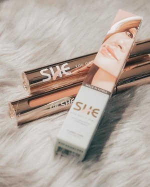 since it's the month of luvv, give some tender love and care for your lips! @shecosmeticsph has you covered with their delicious liquid lipsticks that'll keep you kissable and minty fresh 😙 #reinventedmatte #cushionmatte #sheismyidealmatte