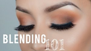 HOW TO: Blend l Blending 101 - YouTube
