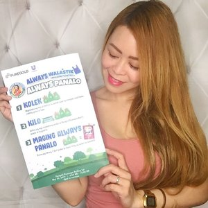 """FINALLY! Nandito na ang Always Walastik, Always Panalo program ng Puregold! http://bit.ly/2UBE5PX . Sachet recycling helps to decrease the amount of pollution in the air/water sources and protects the environment. Sachet recycling is very important and must be taken seriously because plastics make up a huge amount of solid waste and take centuries to break down in landfill or the ocean . We must start recycling to slow global warming, reduce landfall, conserve energy and conserve the environment . . Good news: You too can help to save the environment through sachet recycling by going to  @puregold_ph  Sachet Collection Activity event on May 25, 2019, 9:30AM to 12:00NN, at Puregold Paranaque Parking Lot.  Better news: For every 500g of sachets returned, get 1 free Surf Rose Fresh sachet. . ""Ang ibig sabihin ng Always Walastik ay always walang plastik"". For more info: (Puregold's promotional video) .  #AlwaysWalastik #AlwaysPanalo"