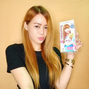 Letting my hair do the talking!  Tag all your friends who needs a hair color makeover 💁  Thanks to @beautylabowhipphilippines for sending this easy and fun to use whip foam hair color. Just shake it, apply with hands and wait for 30 minutes only to color your hair. (Remember: Read carefully the instructions included in the hair color package and do a skin allergy test in 48 hours.) This is in Silky Ash. Also available in Honey Lemon, Sakura Pink, and Olive Gree. It contains 4 fruit extracts, Honey and Rose Water. My hair looks so beautiful, I love it!!! Watch my previous post to see how fun & easy to use this new hair color brand from Japan!  Catch these exciting colors exclusively at your nearest Watsons stores.  #AyeshaHeart #beautylabowhip #beautylabowhipphilippines #beautylabo #beautylabophilippines #clozette #phinfluencers #beautyblogger #bbloggers #bloggersph #hairstyle #