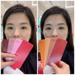 Warm Tone or Cool Tone? Left or Right? 😜 . Recently I went for Color Finder consultation service at @etudehousemalaysia located at @sunway_pyramid to find my best color - Warm or Cool Tone. 😱 .  I just found out that my color is actually cool tone. I never thought that cool-tone suits me more. This means that I have to wear more cool-tone outfit and lipsticks to bring out the color. 😉 .  Anyway, you will get to enjoy this special service for only RM50 plus a complimentary Better Lips-Talk worth RM48 & a 20% product voucher (which means you only pay RM2 for the service to find your best color) 👍🏻 .  As for the lipstick, I pick Better Lips-Talk in the shade BE103 Kinda Nude. This velvet finish lipstick gives vivid color and adheres lightly on the lips without drying the lips💄 .  So what are you waiting for? You can make an appointment through Etude House Membership App or call this number @ 03-5611 8060. Try this out yourself and you will be surprised. ☺️ .  #etudehousemalaysia #personalcolorservice #sunwaypyramid #janiceyxbeauty