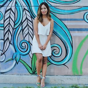 Blogged about this Little White Dress ⚪️ Direct link on my Instagram bio! #ootd #wiwt #outfit #blogger #bloggersph #clozette #clozetteco