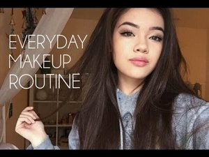 Everyday Makeup Routine Perfect For School by Youtuber Vivian Vo-Farmer