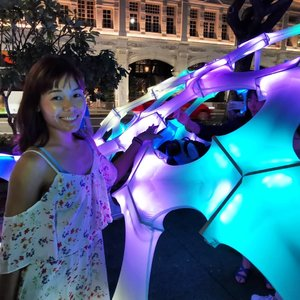 Managed to find time for the Singapore Night Festival 2019 and I enjoyed myself very much!  This event always stir up über fond memories of