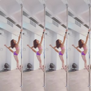 Le bonheur 🌸  #xinlipoles #polefitness #poledancenation #poledance #dancelove #dance #dancesg #poledancersofig #poledancesg #flexibility #splits #huaweip30pro #huawei #fitgram #livebreathedance #breathedanceco #pdsplits #clozette #dragonflybrand #lululemon