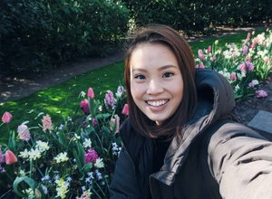 While everyone flocked to Japan to catch the cherry blossoms, work brought me to Amsterdam during the tulip/hyacinth/gerbaras season! And that was honestly the best part of the whole trip. 🌷🌷🌷 #clozette