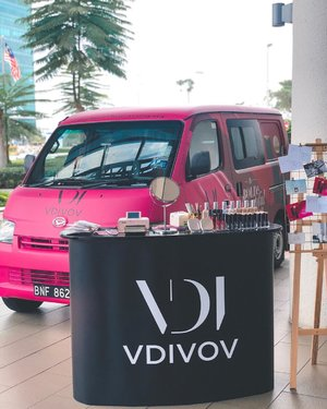 Alright you guys, so here are the details for the VDIVOV Cruiser as promised 🌸 .  Full equipped with a huge vanity mirror and makeup bar, this beautiful pink VDIVOV Cruiser will be at Setia City's Mall Entrance today for @thefaceshopmalaysia Pop-Up Store at the LG Concourse 👍🏼 . There will tons of fun activities to do which will be listed below, but in the meantime as mentioned in our IG Stories, they will also be going around to various locations such as on the 11th of July at Selangor Dredging, KL; and the 12th of July at Menara Multi Purpose, KL ❤️ . Activities On The VDIVOV Cruiser: 💄 Give a go at the range of VDIVOV makeup. 💄  Send complimentary postcards to friends and loved ones. 💄 Print out photos. 💄 Redeem samples. 💄 Receive a complimentary VDIVOV lipstick when you participate in Voice For Yourself video . Definitely check them out and hope you guys have a splendid Sunday ahead! ✨ . #thefaceshopmalaysia @vdivov_official  #VoiceForYourself #vdivovmalaysia #kbeauty #koreanbeauty #beauty #makeup #clozette #thefaceshop