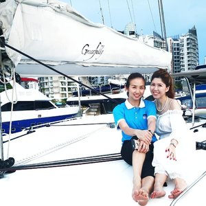 Singapore Yacht Show 2019  When the sea and waves melody chase all my sadness and blues away. Sorted out my thoughts to let go whatever that's not meant to be, to be with friends who mattered and.cared about my laughter and tears.  The anticipated Singapore Yacht Show of the year with fast cars, fashion shows, yacht displays and after party! More pics coming right up. 😊  My yearly excusion! The Sun, The Sea, Mother Nature!  #AsiaOneMostPromisingPersonality2018 #MrsChinatownInternationalAllNation2018 #MrsBeautifulSkin2018 #MrsChinatownSingapore2018 #celestiafaithchong  #beautydeconcierge #beautyconcierge #aesthetic #cosmeticsurgery #plasticsurgery #imageconsultant #marketer  #msbabelovebebes #influencer #imagecoach #clozette #starclozetter #baseentertainmentambassador