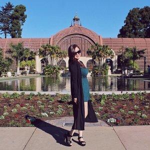 San Diego // Balboa Park#TravelStyle