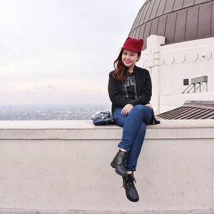 Los Angeles // Griffith Observatory #TravelStyle