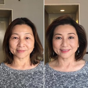 It was SO lovely glamming up a fellow American today! Niki wanted a classy daytime glam look for her class reunion, and she loves the results! The most important is the skin, of course, and anything in top of that is just embellishment! Gave her a healthy glow, too! - #mua #makeupartist #makeupartistsg #sgmua #singaporemua #singaporemakeupartist #daytimeglam #classicmakeup #kikotrendsetters #clozette #makeup #makeupartistworldwide #sgig #igsg #igmakeup
