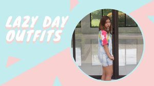 Lazy Day Outfits | Andrea Ferma - YouTube