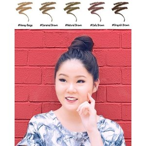 For those who are looking to change up their makeup routine, here's a game changer that you don't wanna miss out on! Introducing the latest Essence in Eyebrow range from @kpalette_sg! What you get is a brow pencil, brow powder and a spooley - all in one compact pencil for just $23.90! It's also super simple to use too! I use the spooley to get my brow hairs in place then I use the pencil to mark and fill out the shape of my eyebrows. Finally, I go in with the eyebrow powder, which takes me less than five seconds to get my brows nicely and evenly blended out 👍🏻👍🏻👍🏻 A definite keeper in my makeup routine from now onwards!  To win a set of W series Essence in Eyebrow in 5 colors worth $119.50, you have to:  1) Like this post 2) Follow @kpalette_sg  3) Comment with the colour that you think I'm wearing on my eyebrows (hint: I'm wearing a mixture of two colours that I'm looking at in the pic) eg. Cafe brown and grayish brown 4) Tag 4 girlfriends that you would like to share this series with!  It's that simple! Good luck! 😌 #clozette #clozetteambassador