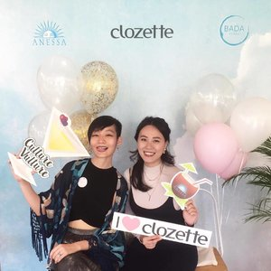 Congratulations @clozetteco for another successful year and tea party!🎉 #clozette #clozetteteaparty2019