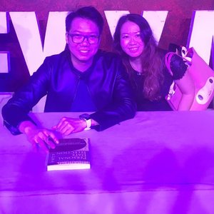 With Dato' Joey yap at #fsa2019 #joeyyap #astrology #clozette
