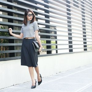 On the blog ft. @ripplesbyjenny, @zerouv and @charleskeithofficial [📷 @vinaguerrero] #ootd #clozette