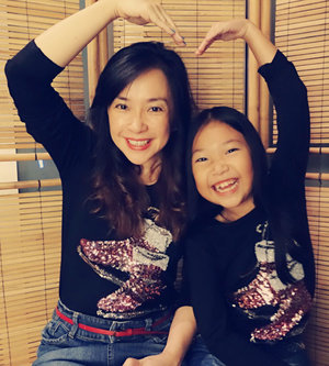 Have a LOVELY Christmas Clozetters! #mommydaughterMATCHYoutfits ^^