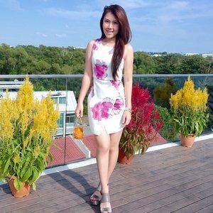 🌷 Flirty dress from《@Flauntcc》