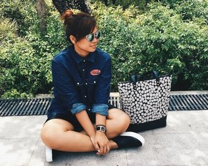 TGIF! Here's my typical weekend OOTD. :)