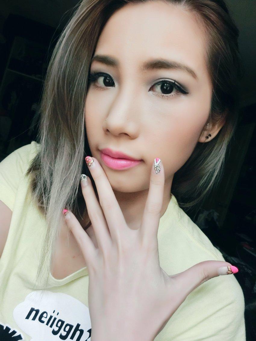 New APRIL nails!!!!