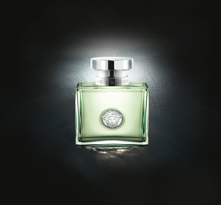 The original shoot for #Versense by #Versace. Indulge in the Mediterranean air. The #fragrance bursts open with zesty #citrus notes of #orange, #mandarin, #lemons and #limes! So refreshing and invigorating! Transparent white #lily, #jasmine and the rare #narcissus flower enrich the heart of the fragrance with its #white #floral bouquet. A subtle note of #cardamom adds some spiciness to the sweetness. Olive tree leaves retain the #green notes while warm woods like #sandalwood and earthy #patchouli wrap themselves in soft #musks. Just love the freshness of Versense!