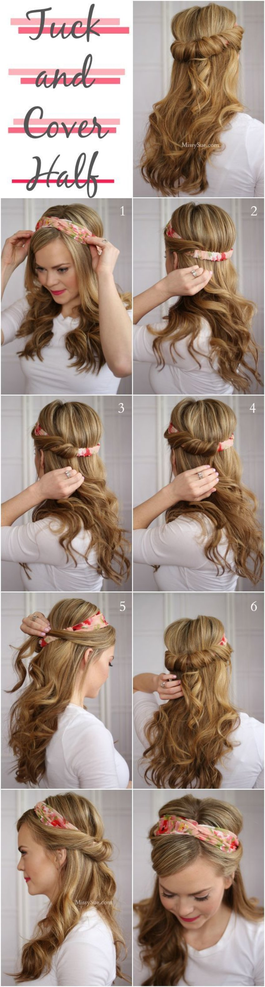 Looks pretty & quite easy to do!
