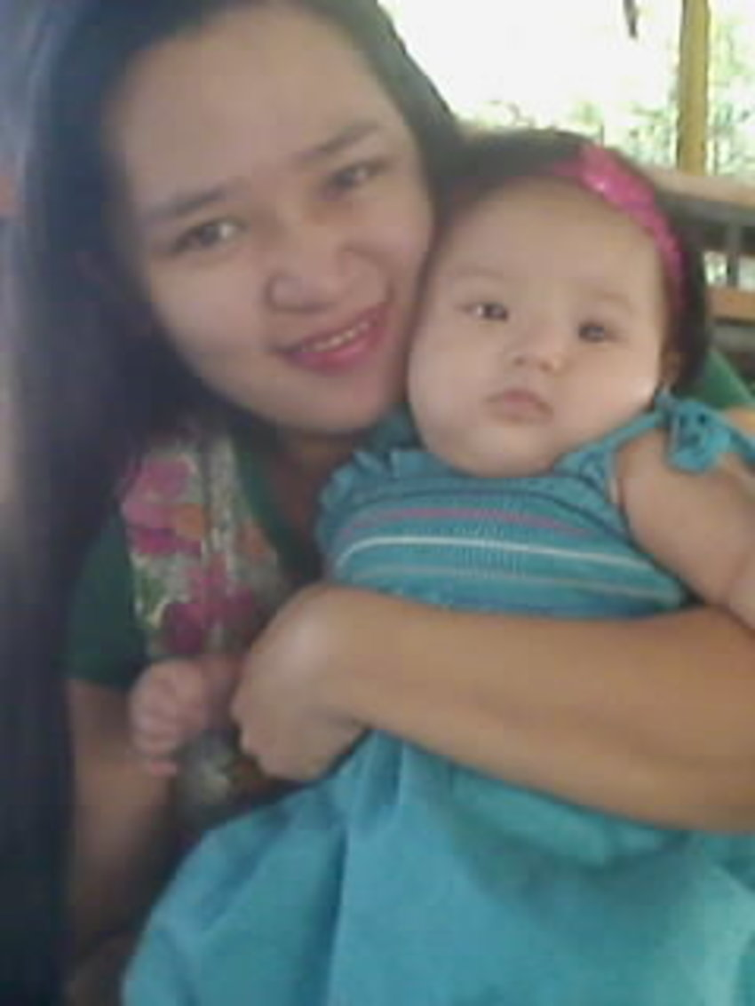 Mommy and My Little Princess Danica Guballa