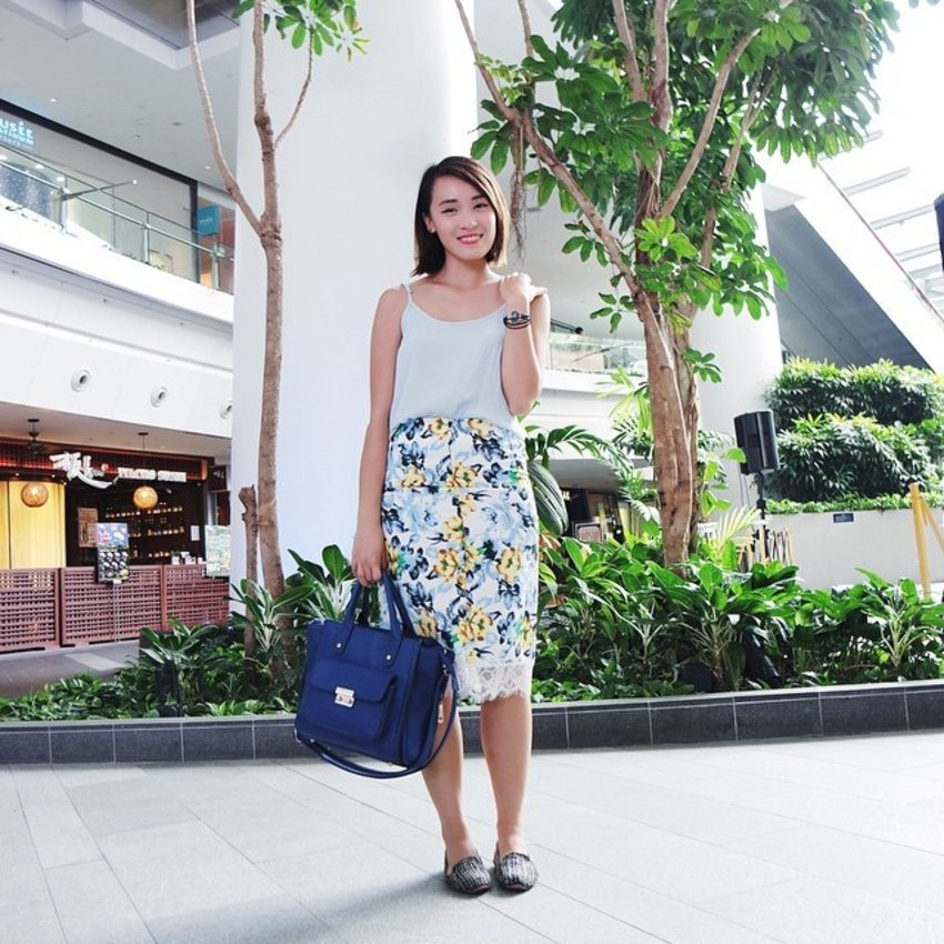 Starting to get really addicted to blue. #ootd #ootdcampaign #stylexstyle #innershinesg #JYLovesYourLook #Clozette
