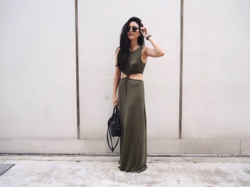 Casual, fuss-free maxis are always welcomed!