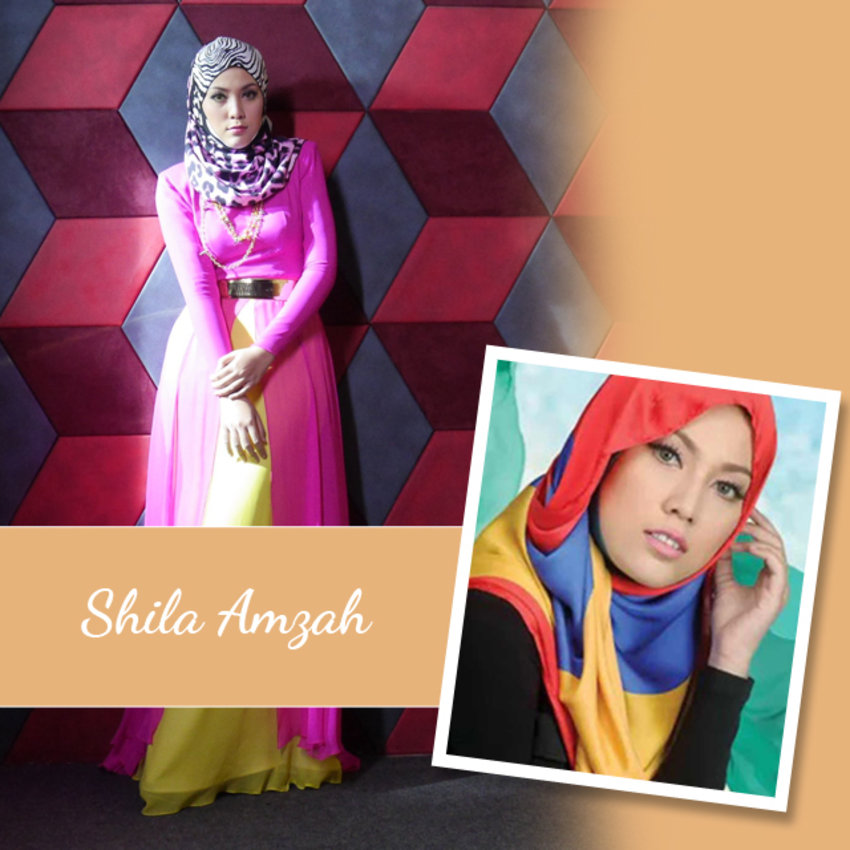 Shila Amzah: 24 year-old Shila is a singer-songwriter and musician mostly based in Malaysia & China.