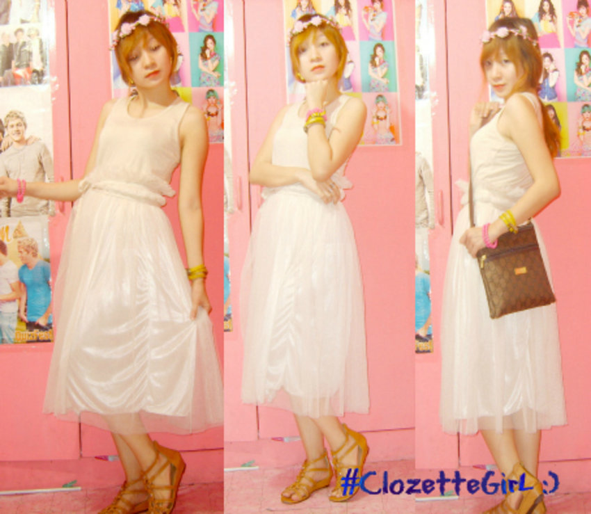 sprinkle the magic dust with this fairy-inspired look #DateWithFriends #ClozetteGirl
