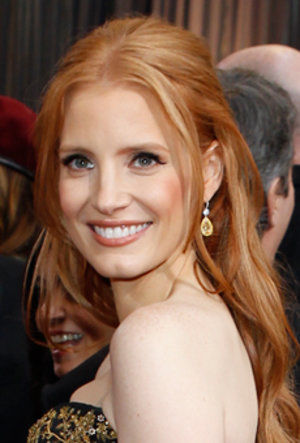 Jessica Chastain is my girl crush!