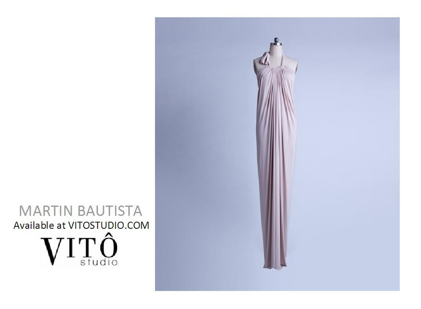 PICK OF THE DAY: MARTIN BAUTISTA dresses available at VITOSTUDIO.COM