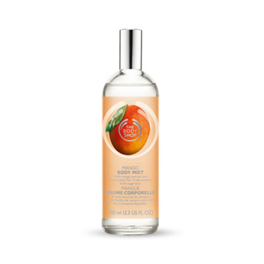 This has a very fresh scent to it! I especially love the smell when it is mixed with the smell of Love etc body lotion! (: